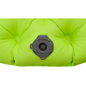 Sea to Summit Comfort Light Esterilla Aire Aislante Largo, amarillo